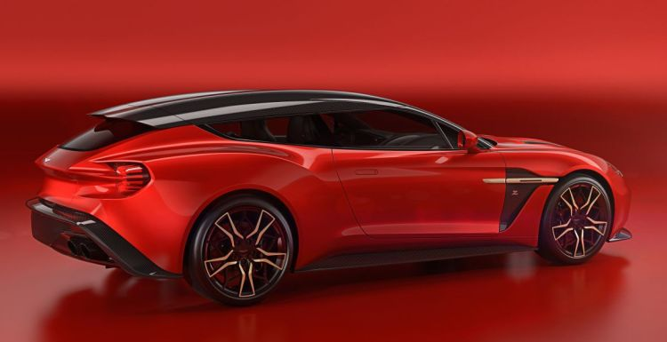 Bam! Dit is de Aston Martin Zagato Shooting Brake