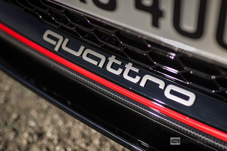 Audi RS 4 B9 2018 rijtest en video