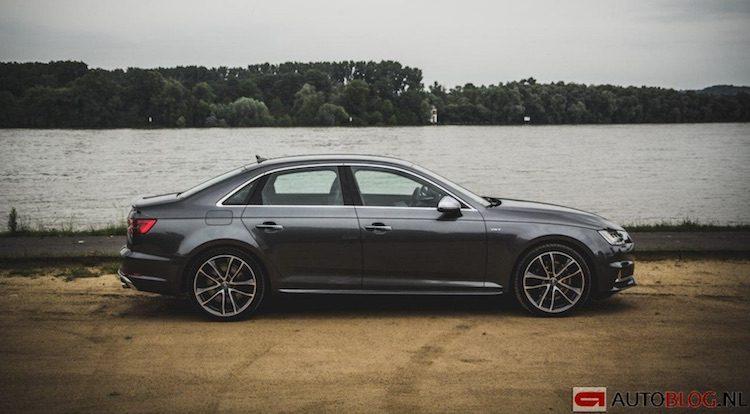 Scheisse! Audi mag even geen dikke benzine-A4 verkopen