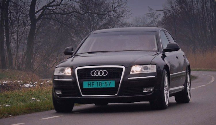 audi a8 d3 2002 2009 occasion video aankoopadvies. Black Bedroom Furniture Sets. Home Design Ideas