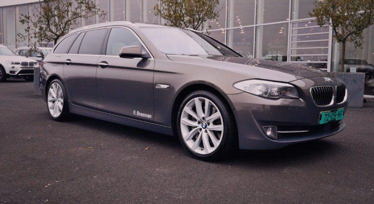 BMW 5 Serie F11