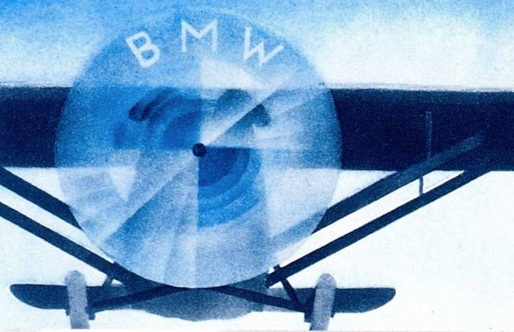 BMW-vleigtuig-logo