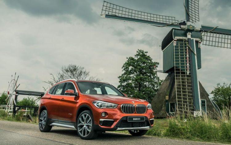 BMW viert Nederlands succes met een speciale X1