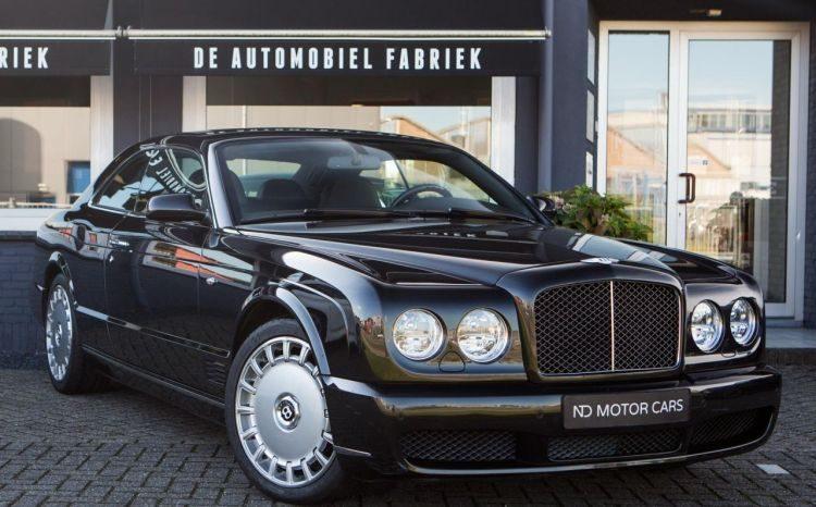 6 redenen om deze Bentley te kopen