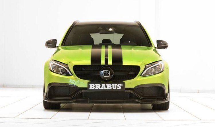 De Brabus Green Hell verbruikt minder dan jouw auto