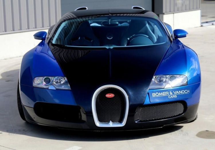 Hoeveel kost een Bugatti Veyron tegenwoordig?