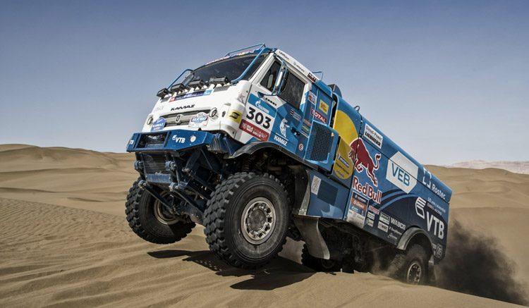 Dakar Kamaz
