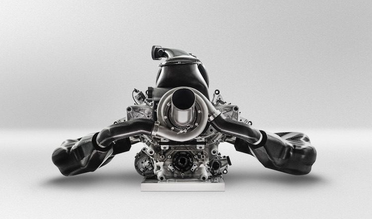 F1-motor
