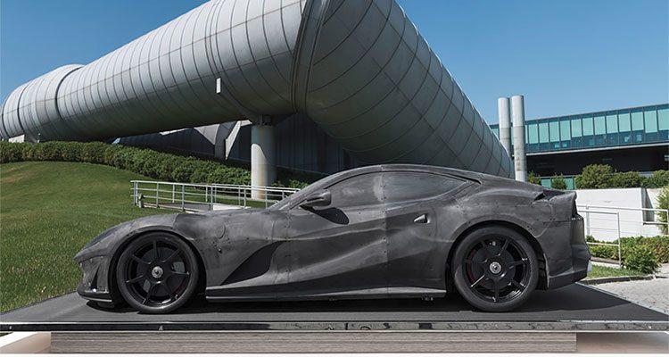 Ferrari 812 Superfast schaalmodel