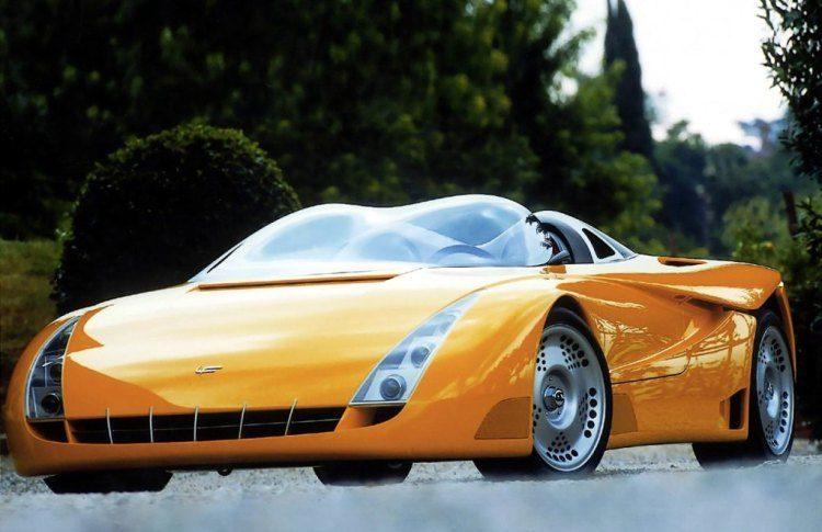 Deze Ferrari schopte het niet tot productiemodel