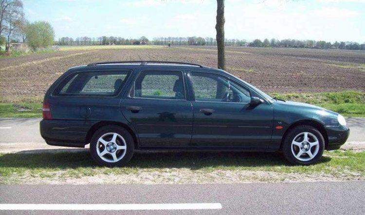 Ford Mondeo V6