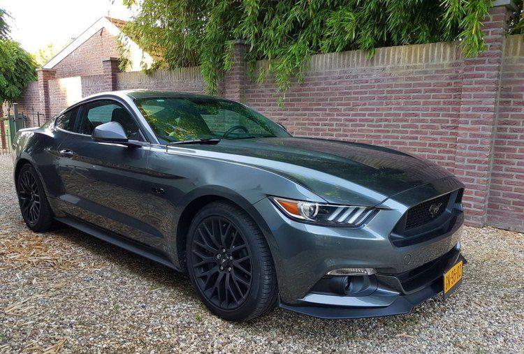 AB-lezer vertelt over zijn Mustang GT met V8