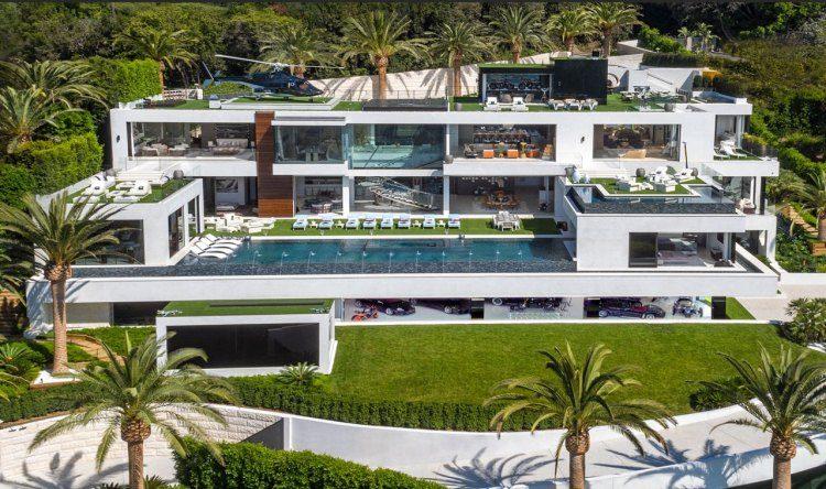 Bij dit huis krijg je een autocollectie van $ 30 miljoen