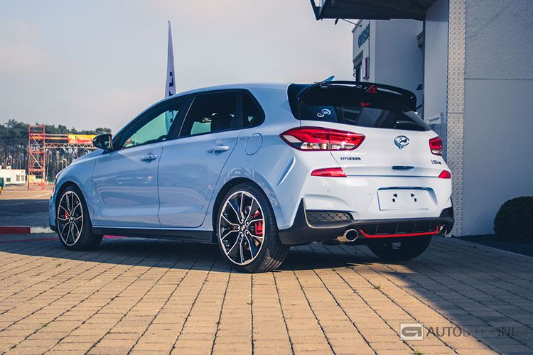 Hyundai i30N rijtest en video