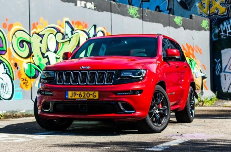 Chinezen willen Jeep kopen van Fiat Chrysler