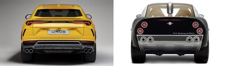 Lamborghini Urus vs Spyker D12