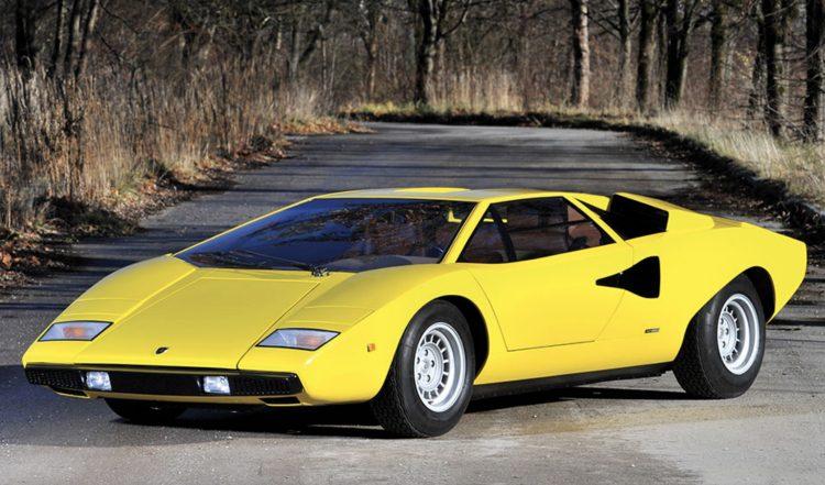 Lamborghini LP400 Periscopio