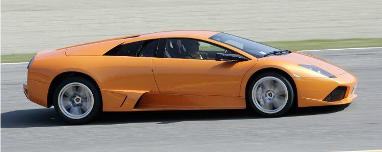 Lamborghini Murciélago LP640-4 E-Gear