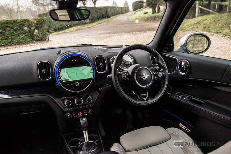MINI Countryman Cooper S ALL4 2017 rijtest en video
