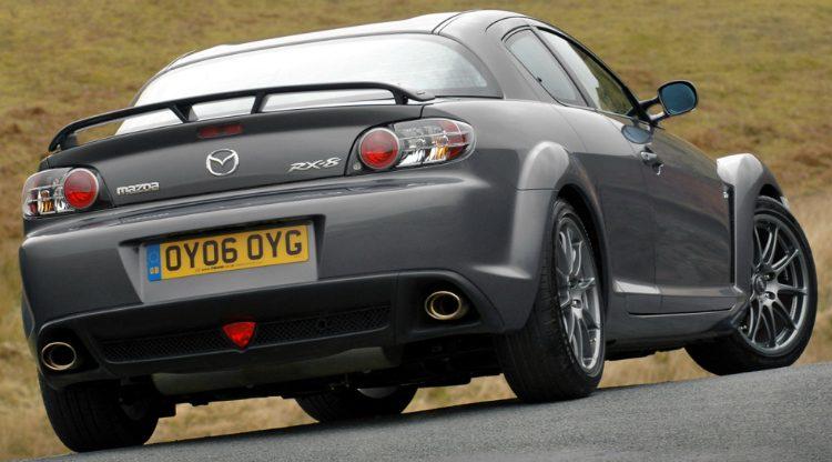 Mazda RX8 PZ (FE3P)