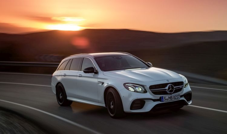 Officieel: de Mercedes E63 AMG Estate