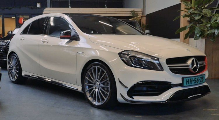 mercedes a45 amg 2013 occasion video aankoopadvies. Black Bedroom Furniture Sets. Home Design Ideas