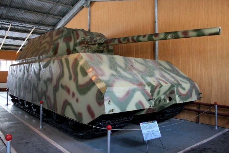 Dit is de allerzwaarste tank OOIT gebouwd