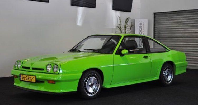 Opel Manta New Kids te koop!