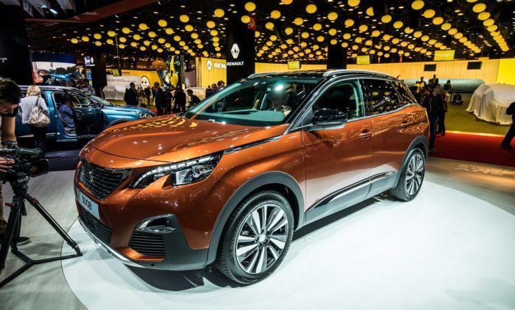 Peugeot 3008 wint titel Auto van het Jaar 2017