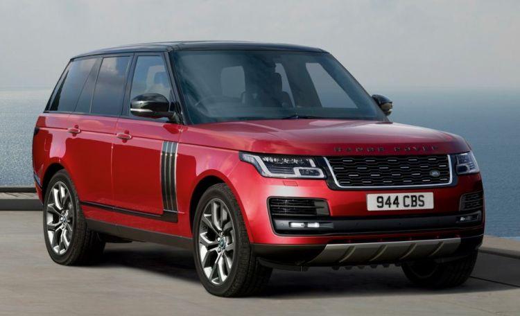 Officieel: de strakgetrokken Range Rover + hybride