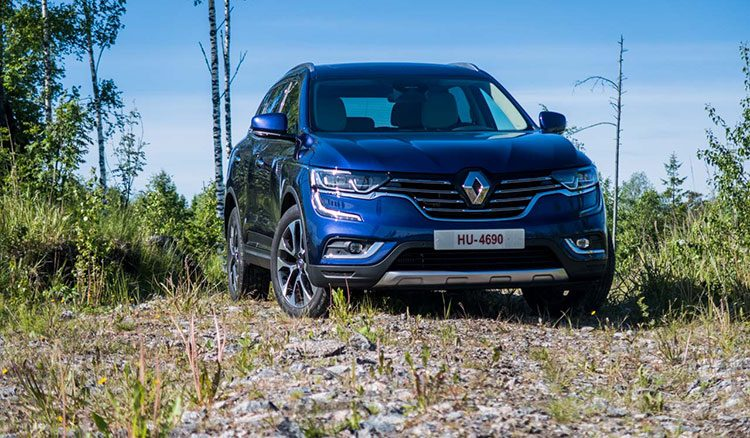 Renault Koleos 2017 rijtest en video