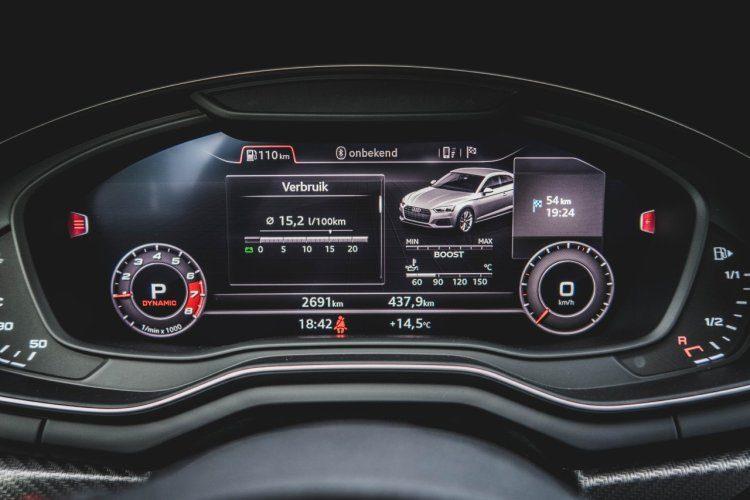 Audi RS5 sonomagroen