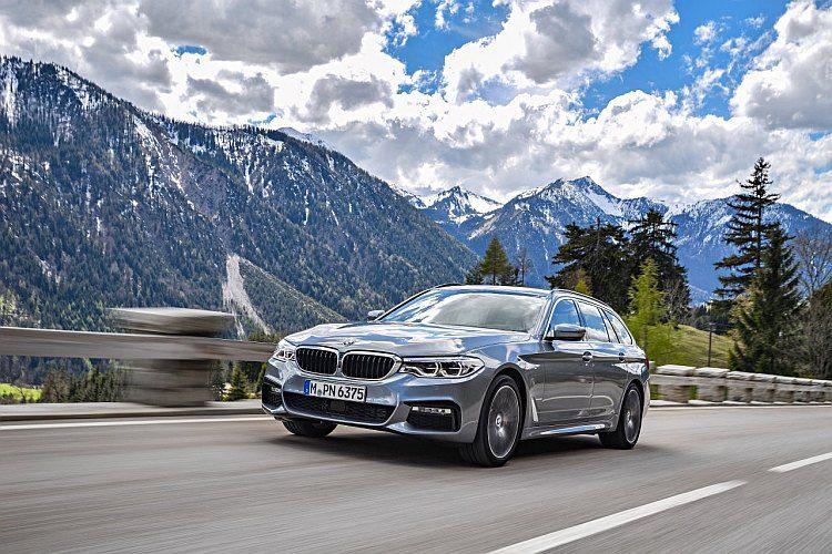 BMW 530d Touring M-Sport G31