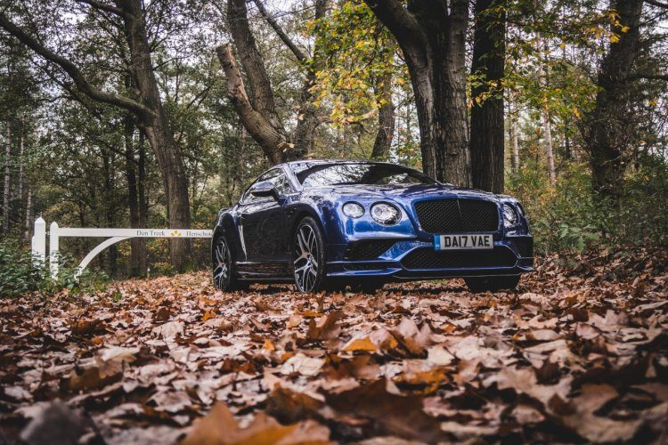 Bentley Contintental GT Supersports