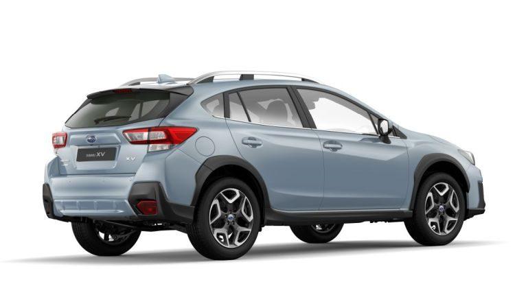 Subaru XV: crossover met boxer-power