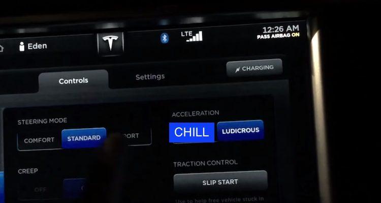 Tesla-chill
