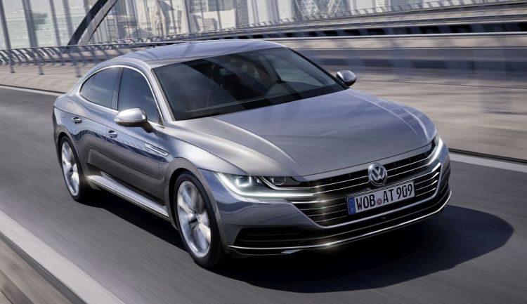 Dit kost de VW Arteon met 190 pk 2.0 TFSI