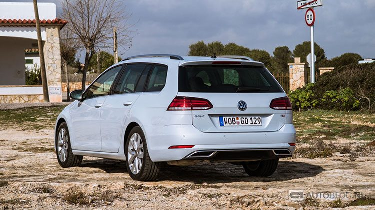 Volkswagen Golf 2017 rijtest en video