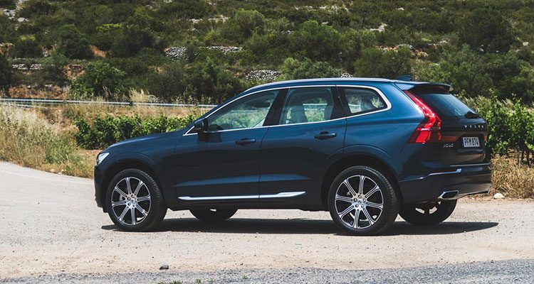 Volvo XC60 2017 rijtest en video