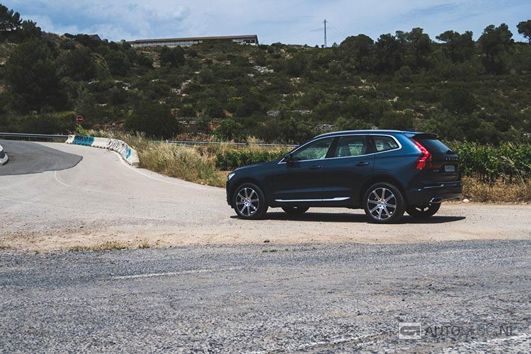 Volvo XC60 rijtest en video