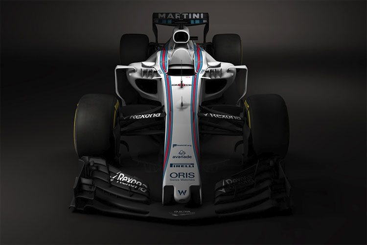 Williams FW40 F1 2017