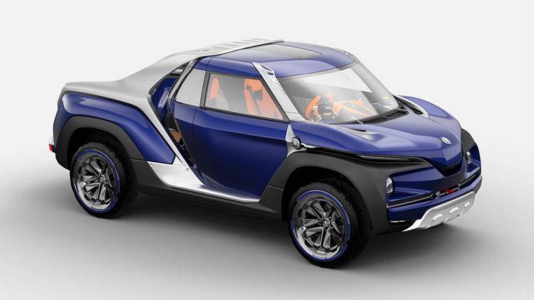 Word je blij van deze Yamaha pickup?