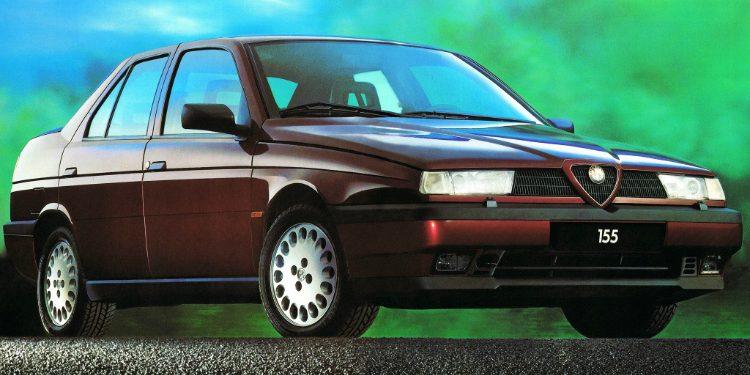 Alfa Romeo 155 (167