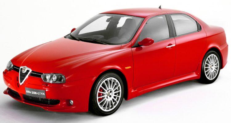 Alfa Romeo 156 GTA (932)