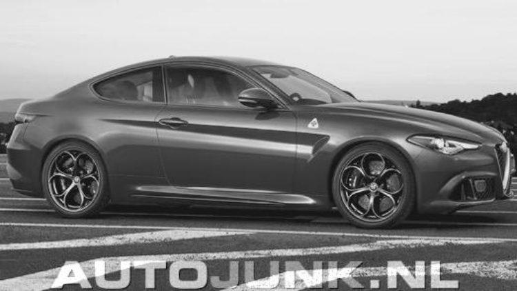 Alfa Romeo Giulia Sprint Coupé