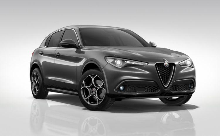 De Alfa Stelvio-configurator staat online!