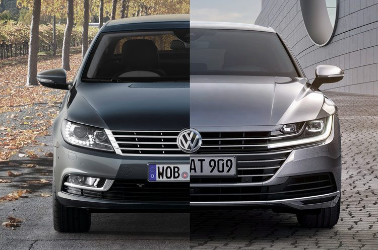 vergelijking volkswagen arteon versus de passat cc. Black Bedroom Furniture Sets. Home Design Ideas