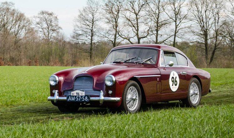 Aston DB2/4