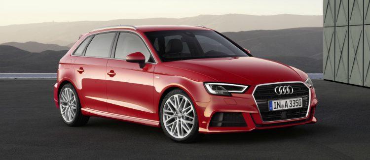 Audi A3 Sportback 1.0 TFSI S-Line Edition