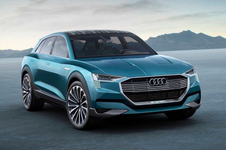 Audi gaat nóg twee elektrische SUV